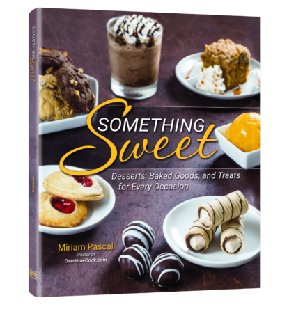 Something Sweet Cookbook Give-Away