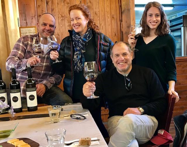israeli wine tour