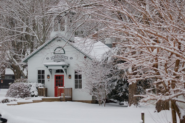 Schoolhouse Offers Vegetarian Dinner Series for 5th Year