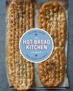 Hot Bread Kitchen cookbook - Kosher Like Me