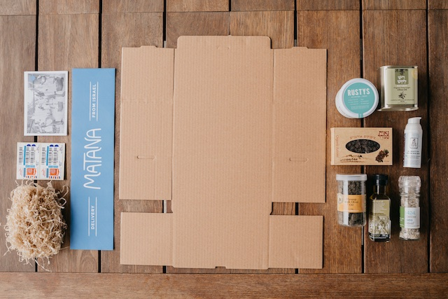 subscription box Israel