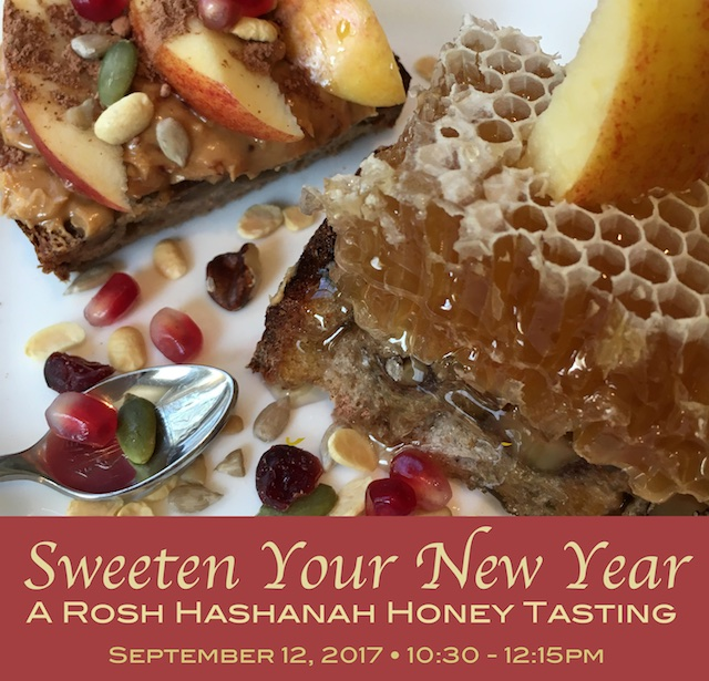 Holiday Honey Tasting in CT