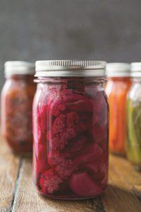 kosher pickled cauliflower - Kosher Like Me