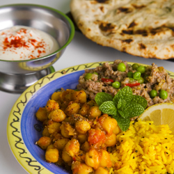 Vegetarian Indian Cooking Class