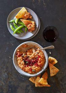 muhammara easy appetizer thanksgiving - Kosher Like Me