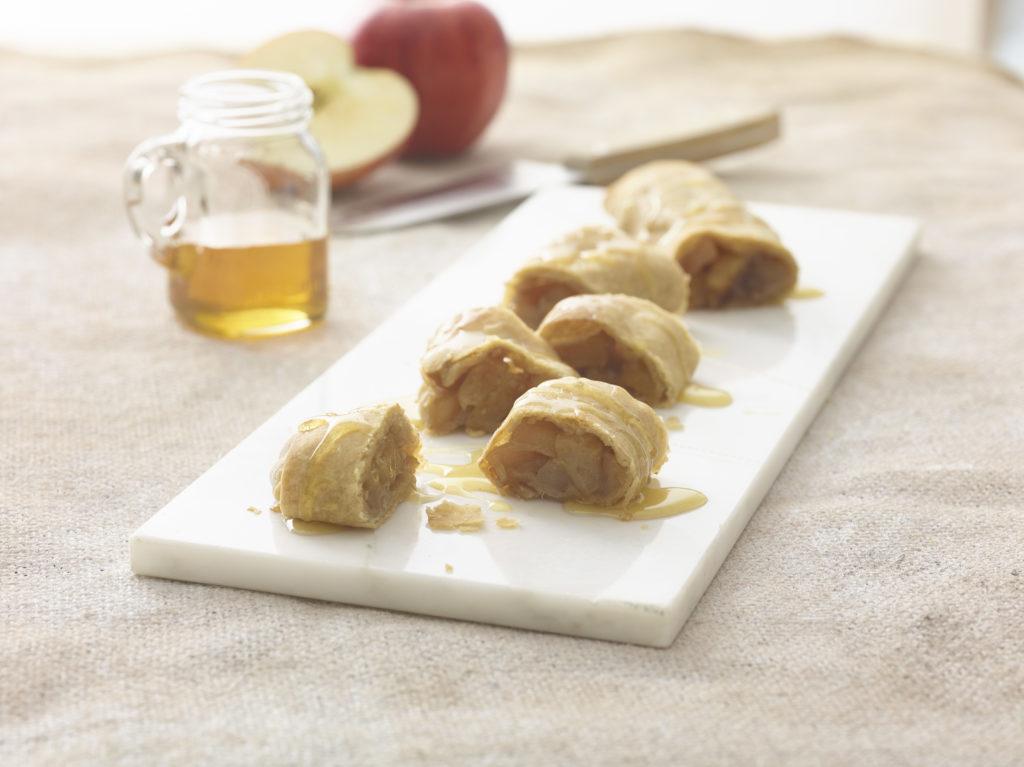 dairy free kosher apple strudel