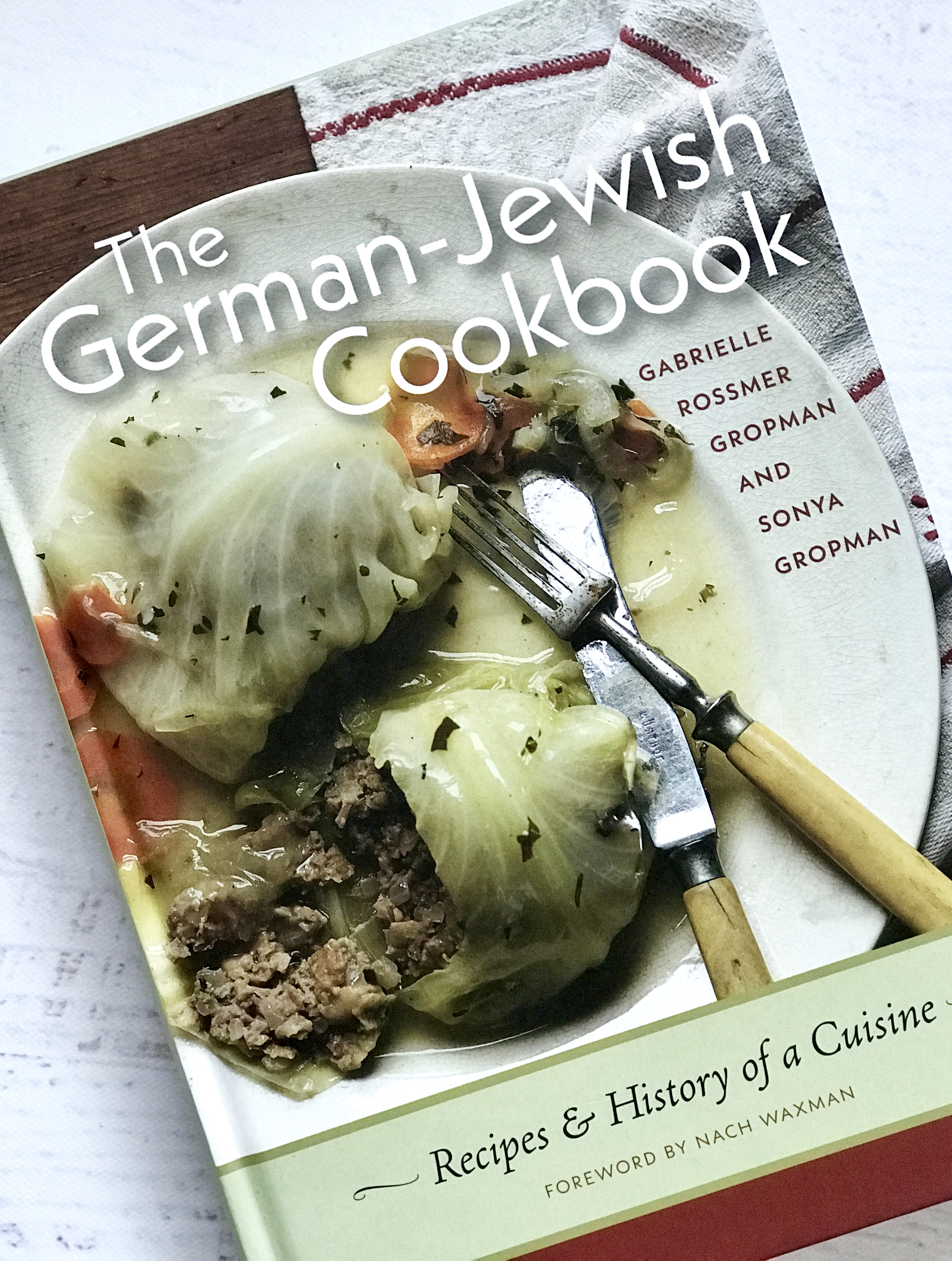 How was German-Jewish Cuisine Unique?