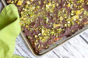 chocolate matzah dessert passover