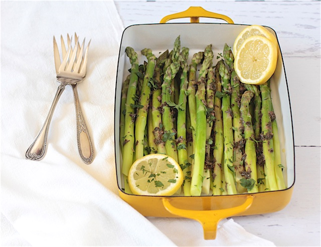 Passover asparagus