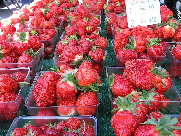 CT strawberries