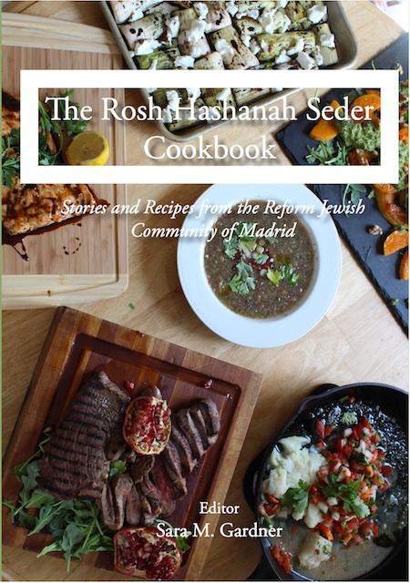 Rosh HaShanah cookbook Madrid