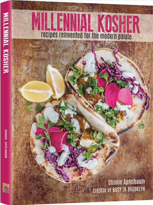Millennial Kosher Cookbook Give-Away