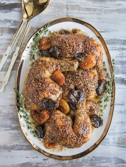 Honey Za'atar Chicken: SO Millennial Kosher