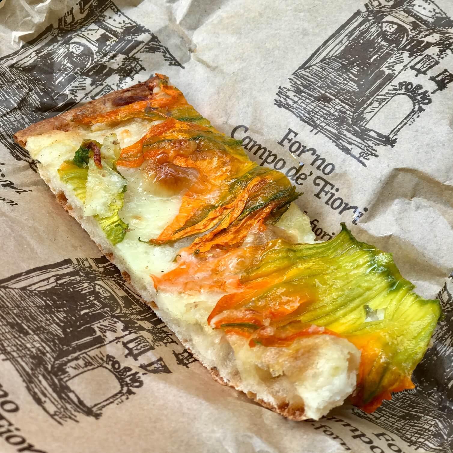 Feasting & Walking in Rome, Part 1