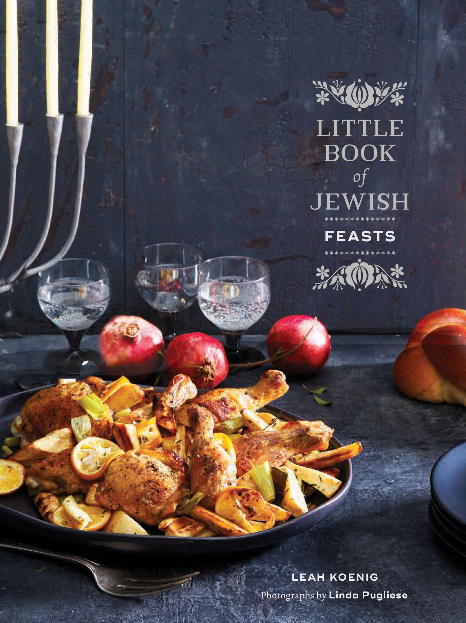 Chanukah Giveaway: Little Book of Jewish Feasts