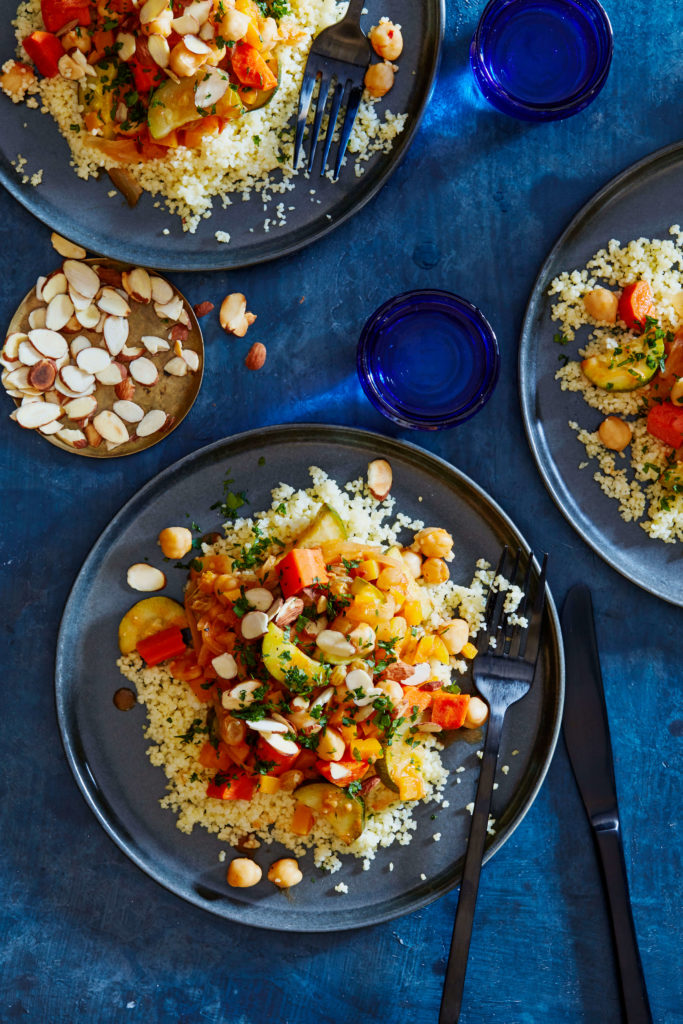 kosher vegan vegetable tagine