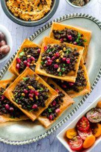 vegan kosher meatless pies