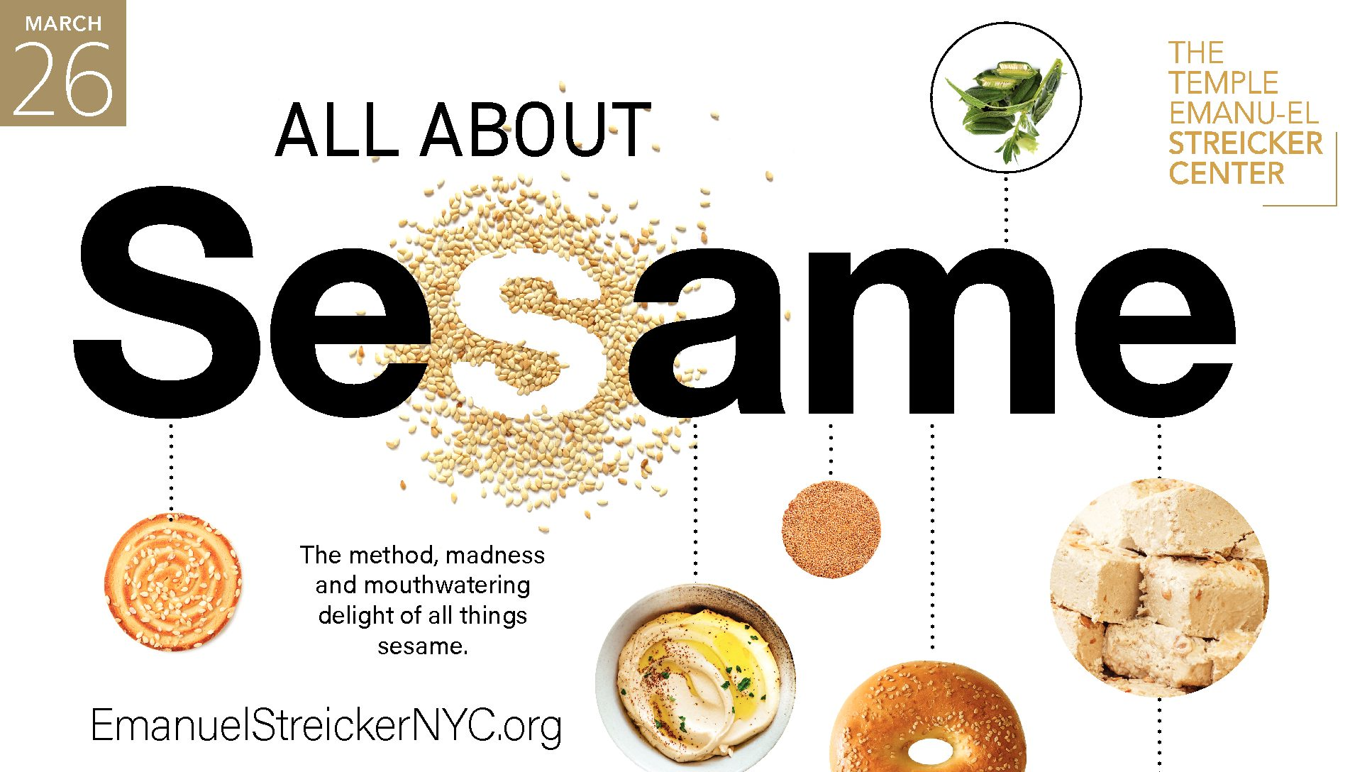 It's All about Sesame