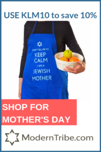 kosher like me Modern Tribe - Mother's Day