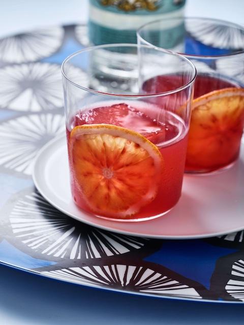 Rosh Hashana cocktail Sababa Kosher Like Me