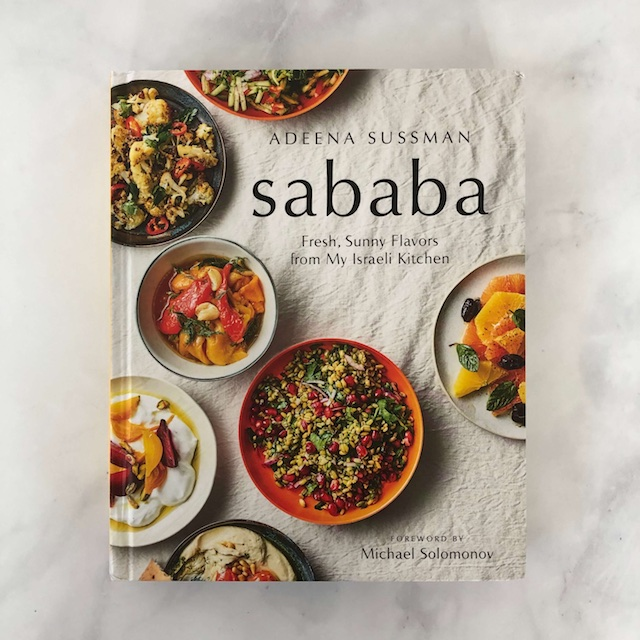SABABA Cookbook Giveaway will Sweeten your Holiday