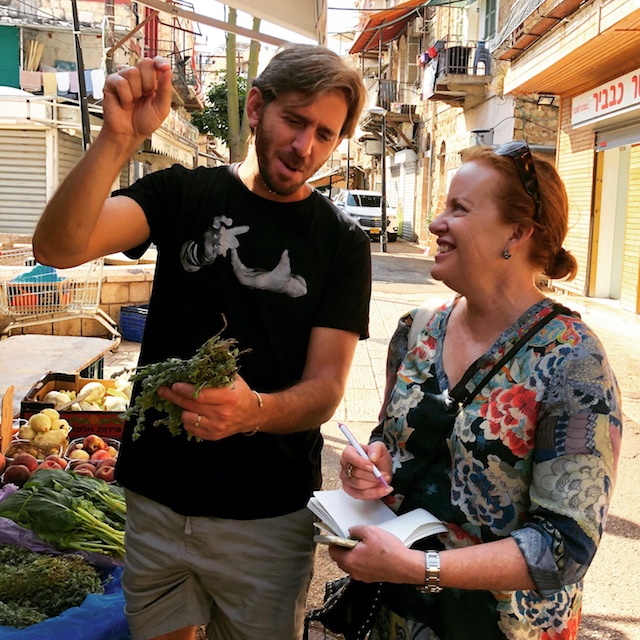 Shopping the Shuk in Israel Reveals More than Fresh Fruit