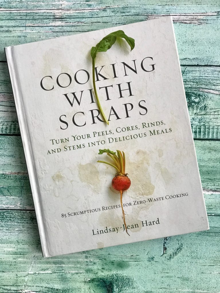cooking with kitchen scraps