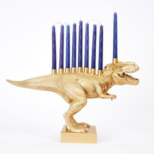 Chanukah menorah kosher like me Modern Tribe