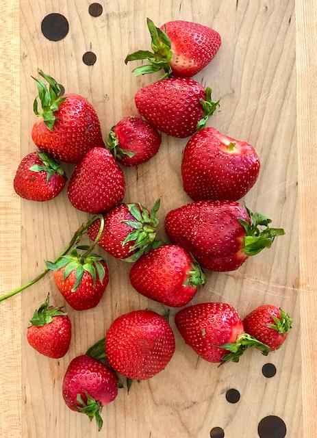 Strawberries & Cream Noodle Kugel Kosher Like Me