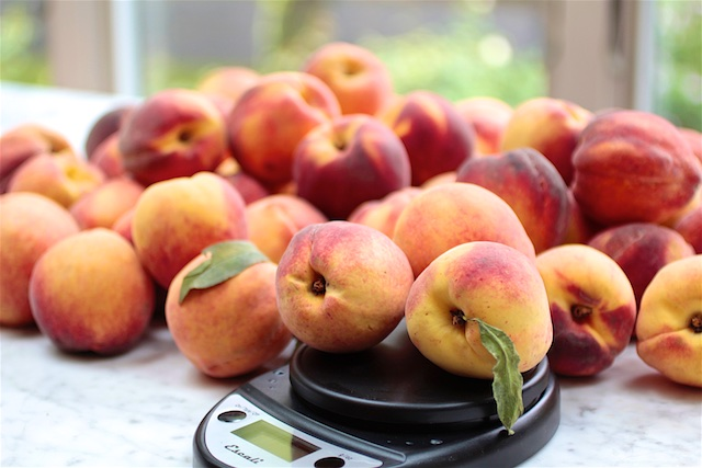 CT peaches