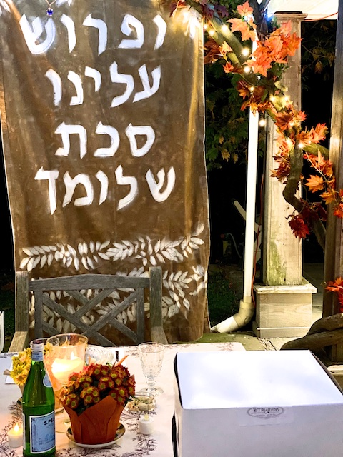 CT Sukkah Kosher Like Me