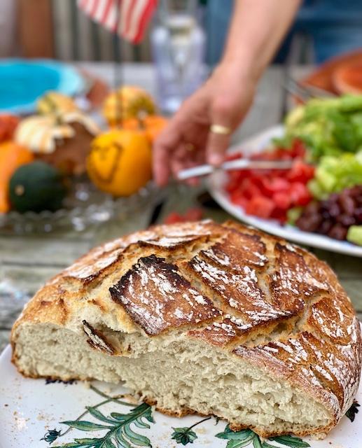 Sourdough loaf Kosher Like Me