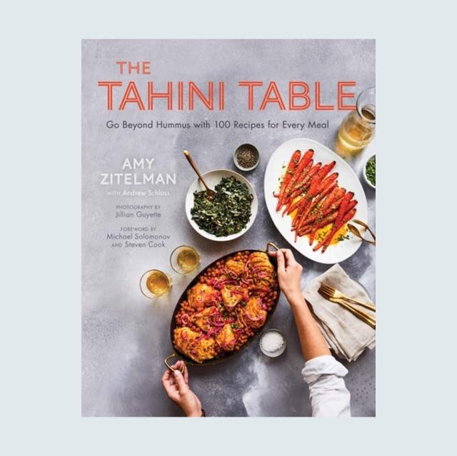 The Tahini Table Cookbook