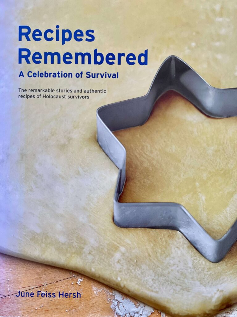 Holocaust Recipes Remembered