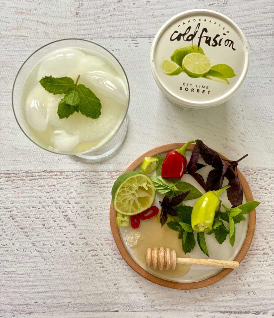 Rosh HaShanah cocktail Kosher Like Me