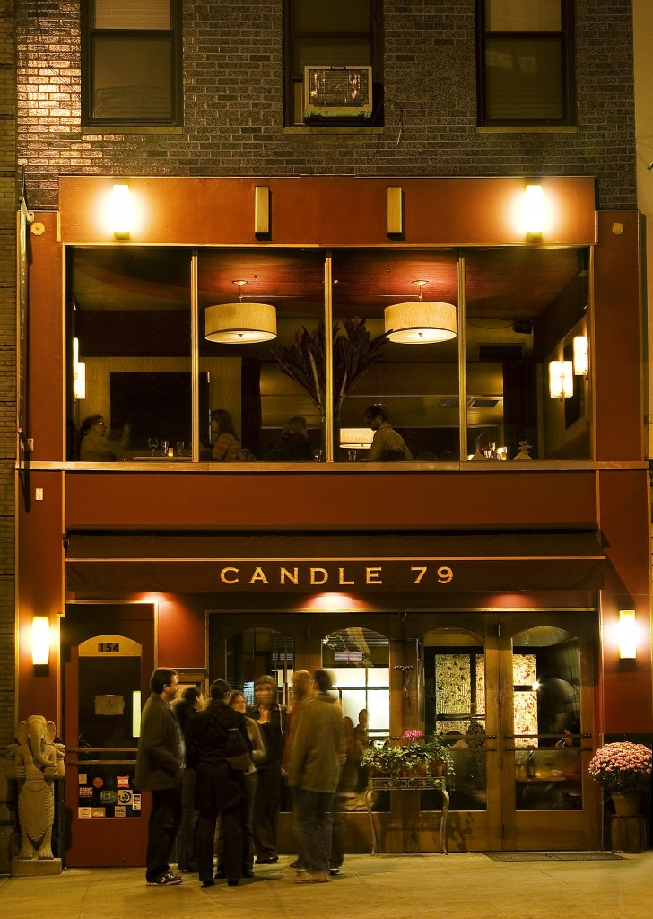 Candle 79 Lights the Way with Paella & More