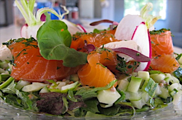 Gravlax: The Easy Cure for New Year's