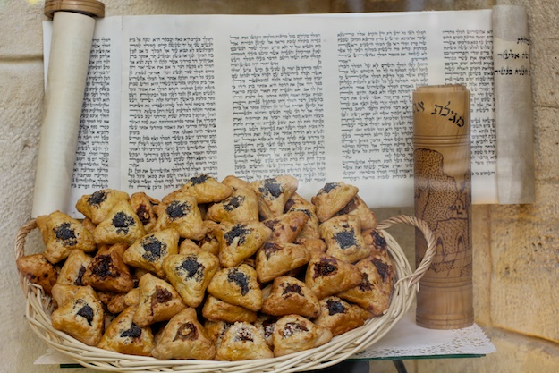 Purim Spirit Still Fresh In Paris Bakeries