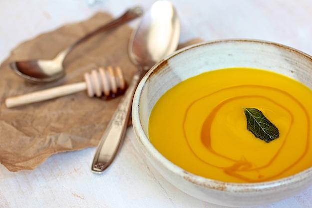 Butternut Squash & Apple Soup Ushers in Autumn