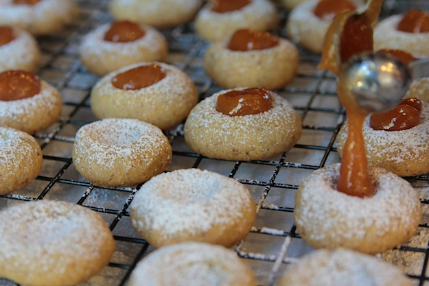 Brazilian Foodie shares Traditions and Guava Thumbprint Cookies