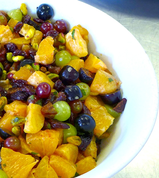 Finding Meaning in Winter Fruit Salad