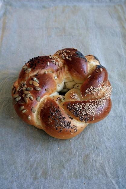 Breads Bakery Shares Festive Challah Secrets