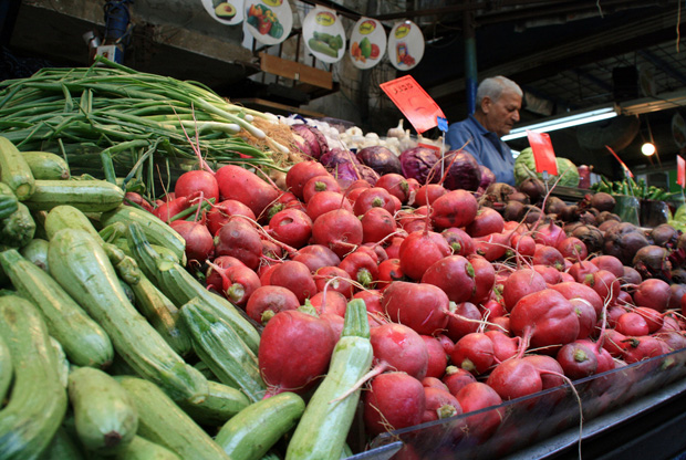 Ode to Israel's Locavore