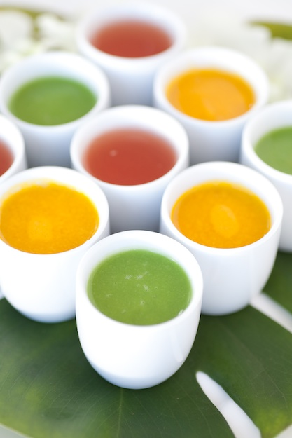 Chilled Soups Highlight Summer Produce with Watermelon, Cukes & Tomatoes