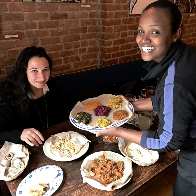 Tsion Cafe; Where Ethiopia Meets Israel in Harlem