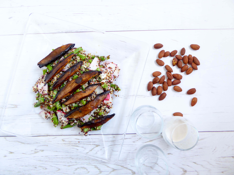 Vegan Portobello Bacon Is a Crispy Meat-Free Alternative