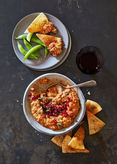 Every Meal Starts with a Little Nosh; Consider Muhammara for Thanksgiving