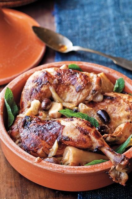 Chicken Tagine Sure to Warm Winter Nights