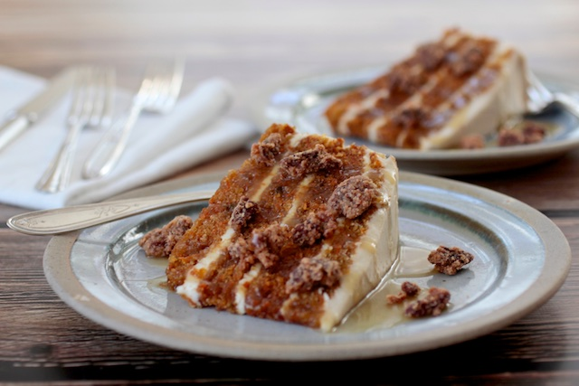 Carrot Cake: A Winter Classic Worth Revisiting